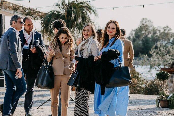 Lo staff di Gibò - Foto: Francesco Caroli Wedding