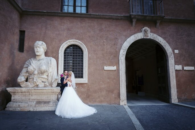 Włoski Ślub Fotografia