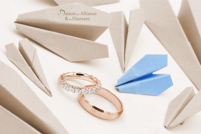 La Maison de l'Alliance & du Diamant - Boutique de bijoux - à Paris