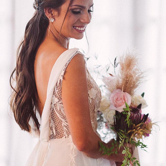 vestido de noiva Julia Parker