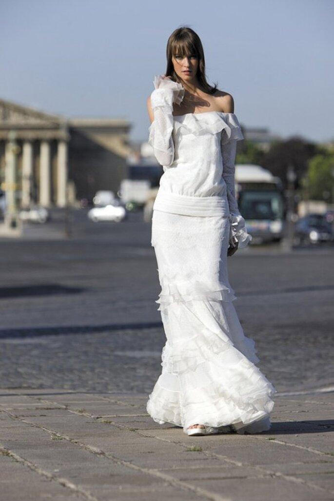 Vestido de novia FrouFrou, Cymbeline
