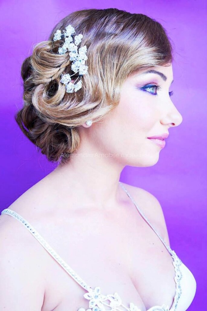Alessandra Amabile Make up artist