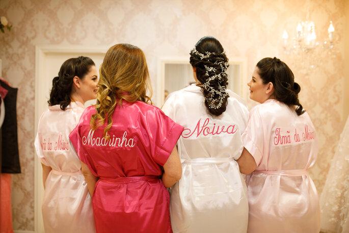 Robes Dia da Noiva: Meirili Noivas - Foto: Marcelinos Fotografia