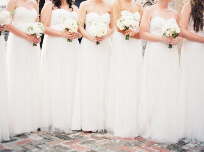 ramos en color blanco - Greer Gattuso
