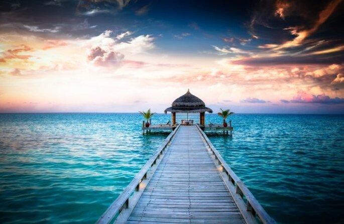 Los 10 mejores destinos del mundo para irte de luna de miel - Foto Shutterstock