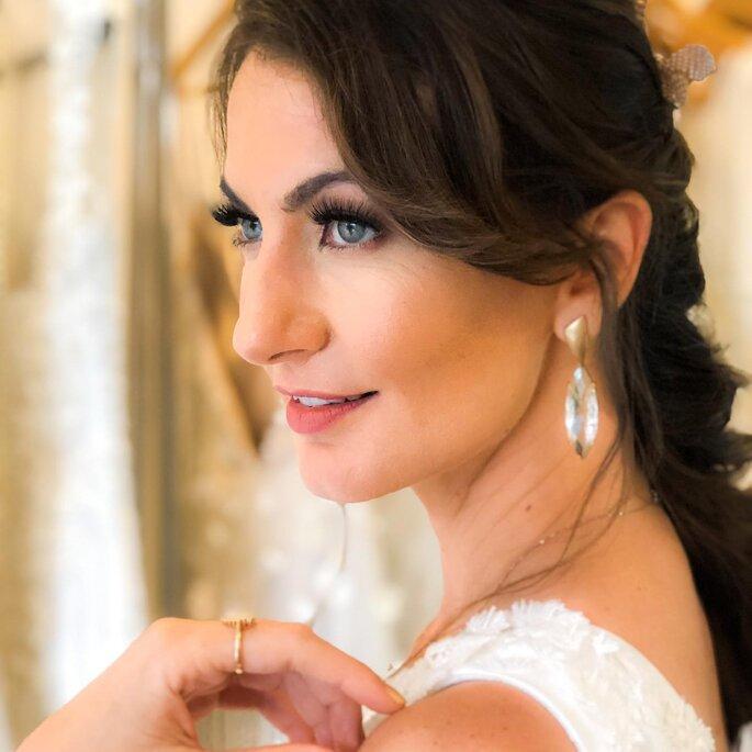 Mariana Paulino Make Up Rio de Janeiro