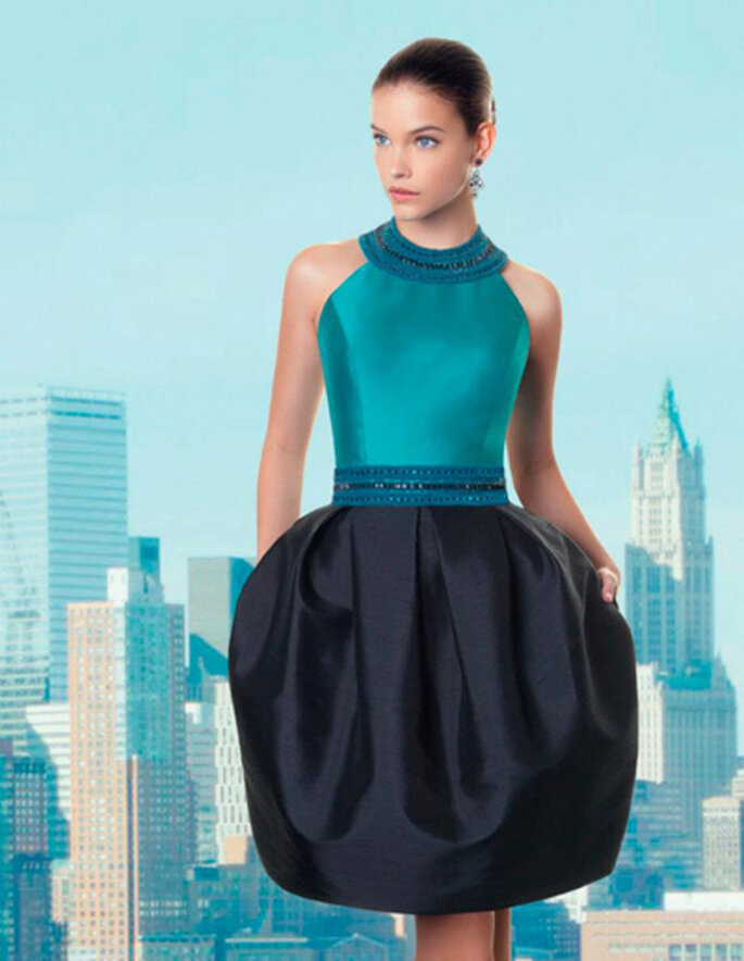 tendencias vestidos de fiesta invitadas 2013