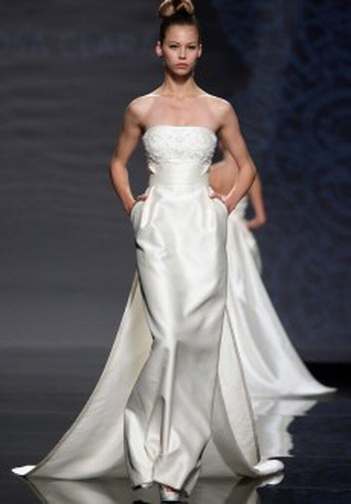 Vestidos de Noiva Rosa Clará 2011