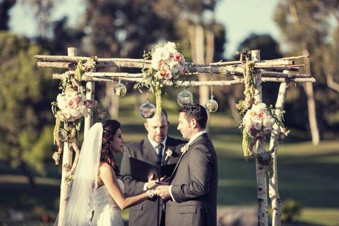Los altares de boda más lindos para la ceremonia religiosa - Focus Photography