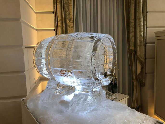 Ice and Art