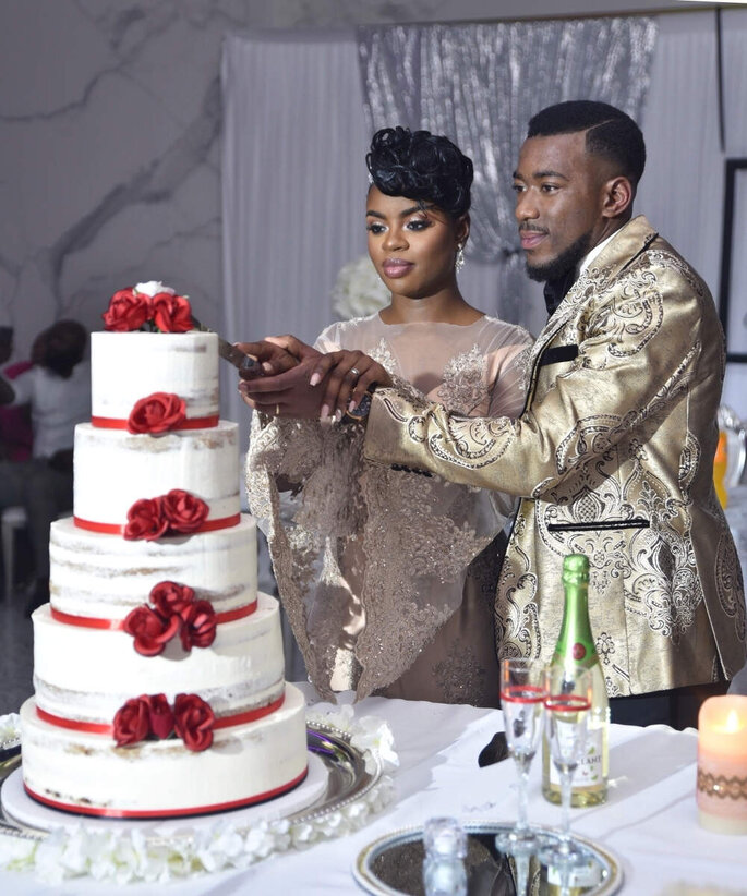Paticielle - Gâteau de mariage - Wedding Cake - Paris