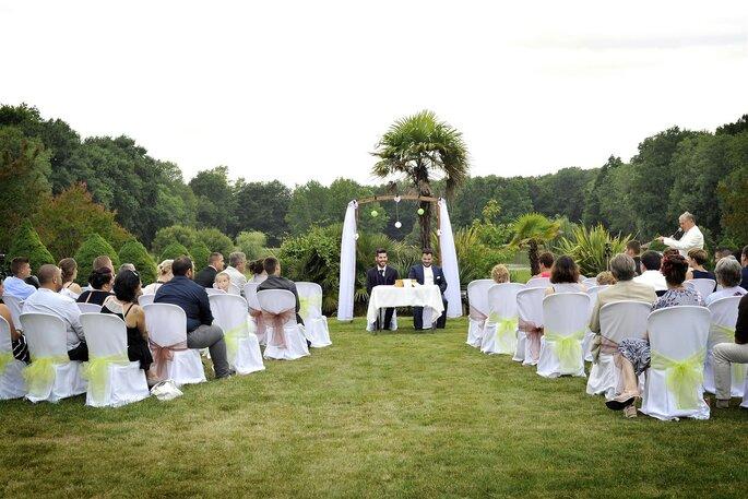 cérémonie- mariage landes