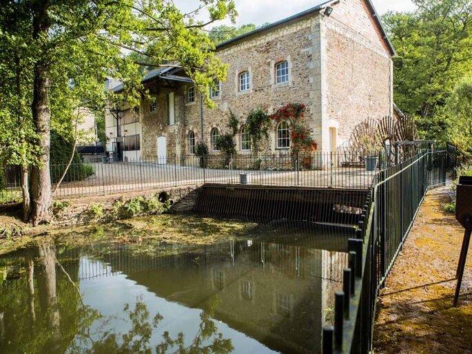 Le Moulin de Bully, lieu de réception dans le Calvados