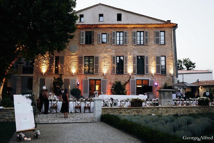 Bastide Saint Julien - Lieu de réception mariage - Var