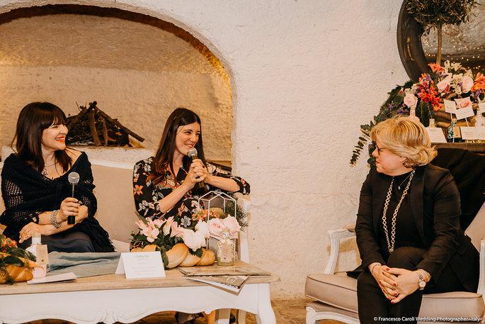 ... e l'ultimo in Puglia (marzo 2018) con l'Assesore Loredana Capone (Foto: Francesco Caroli Wedding Photographer)
