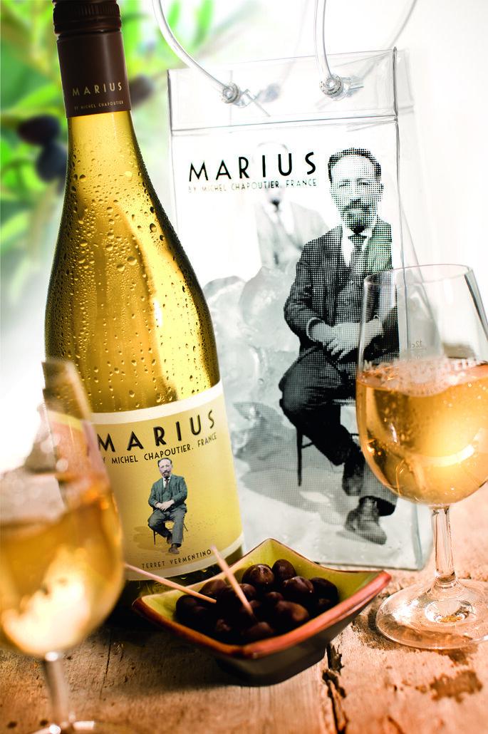 Photo : Marius. M. CHAPOUTIER