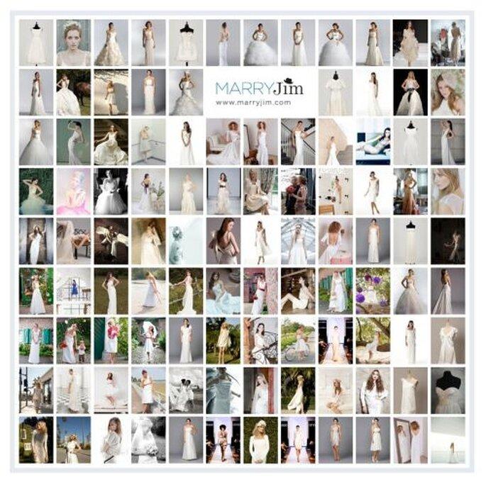 MARRYJim: ¡Una nueva plataforma online para vestidos de novia!