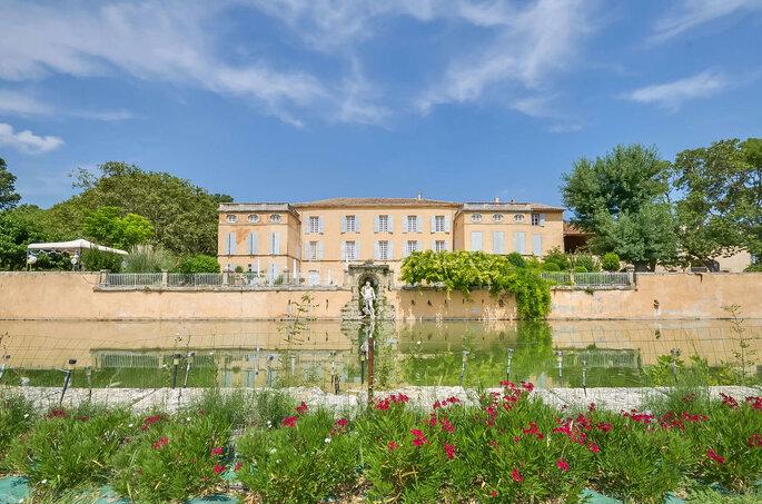 Château d'Ayguebelle - Lieu de réception mariage - Provence