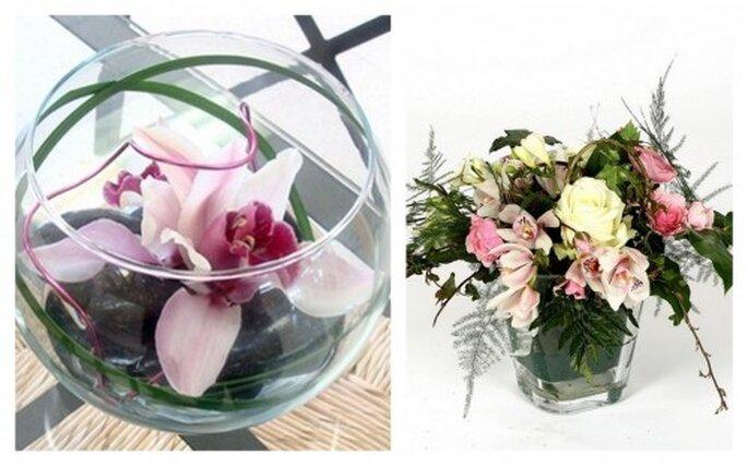 Flores bonitas para tu boda. Foto de Floresta Coyoacán.