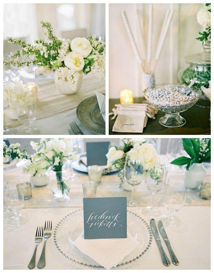 Jenet + Chris´s Wedding, Image: Jose Villa Photography