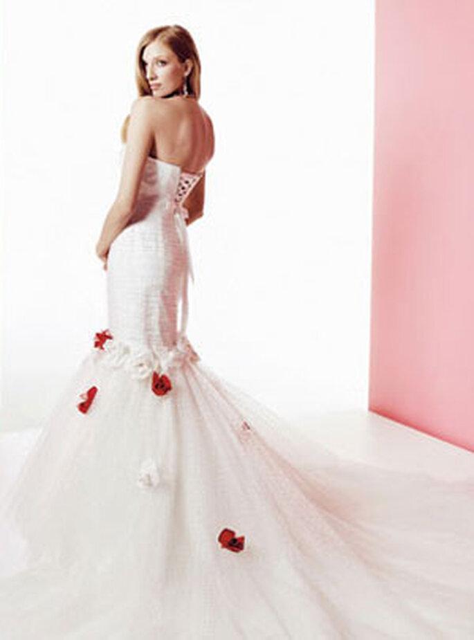 Robe de mariée de couleur 2011