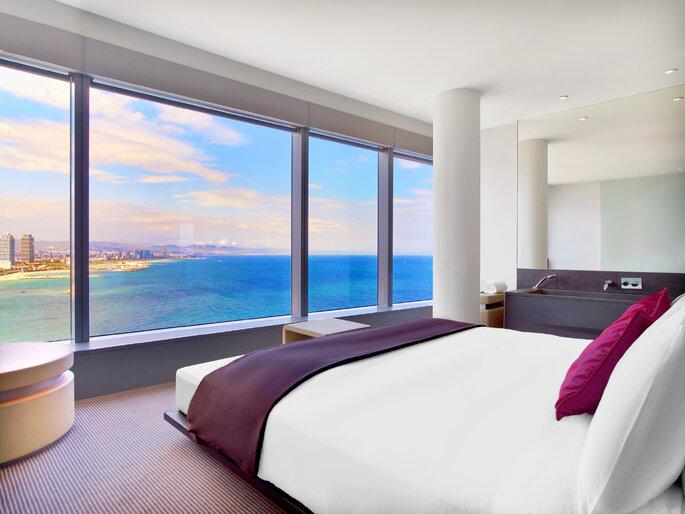 Photo: Hotel W Barcelona