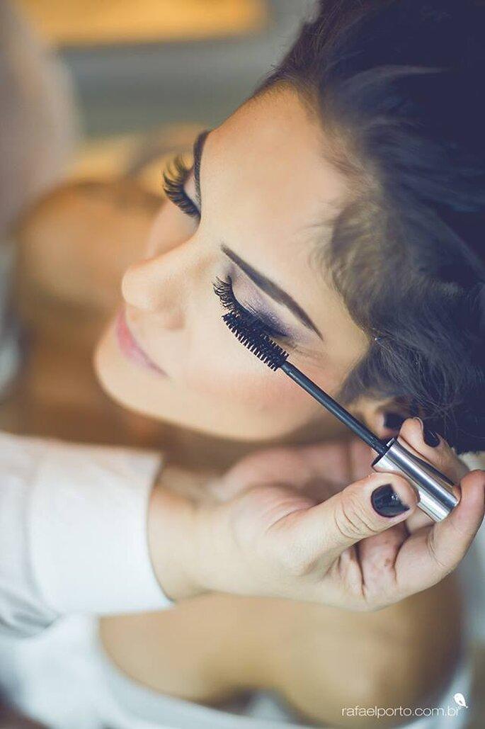 Maquiagem Christina Gall. Foto: Rafael Porto