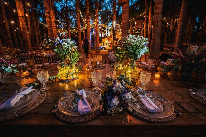 Dominga Eventos banquetería matrimonio Buin