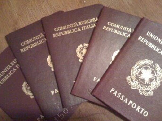 Attenzione alla documentazione per le nozze all'estero