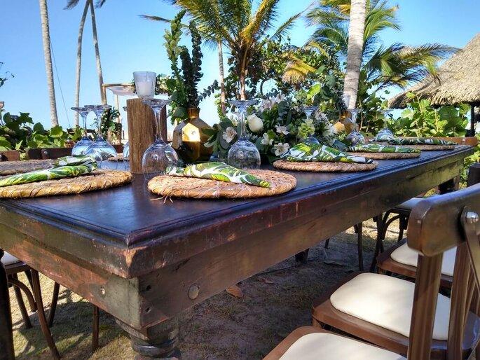 Juan Manuel Wedding Planner boda en la playa