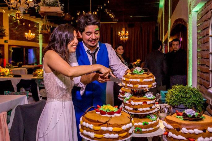 Composição de bolos.