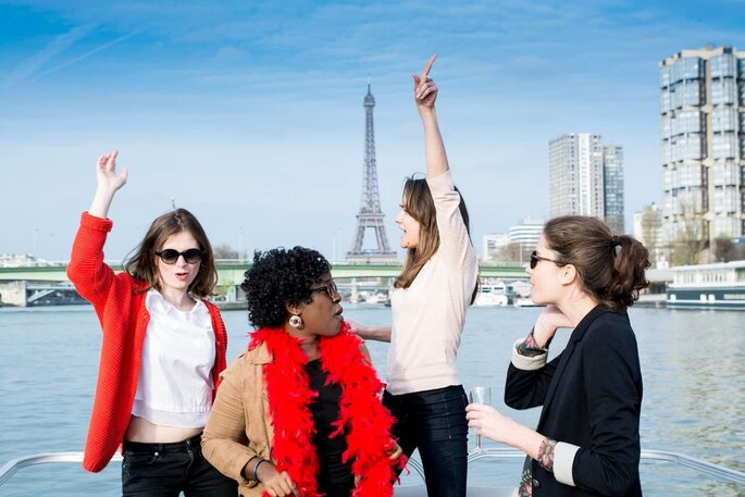 My Paris River
