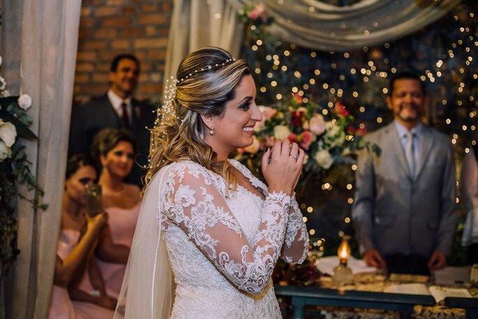 Felicidade noiva