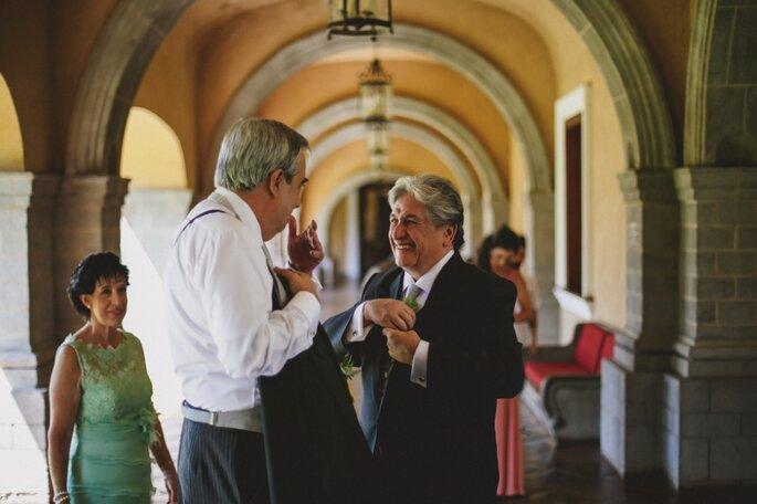 Boda de Luciana y José María - Ricardo Arellano