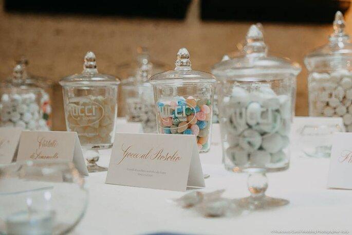 Un ringraziamento speciale a Beautiful Letters che ha realizzato a mano splendidi cartoncini calligrafati