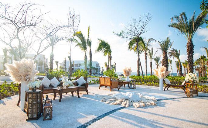 Hotel Conrad Punta de Mita hotel para bodas Sayulita
