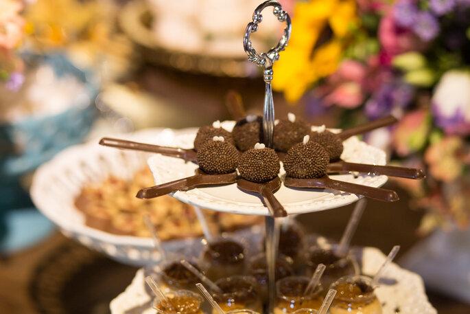 doces e chocolates
