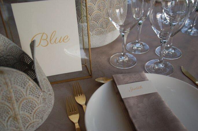 Cómo elegir los meseros de boda
