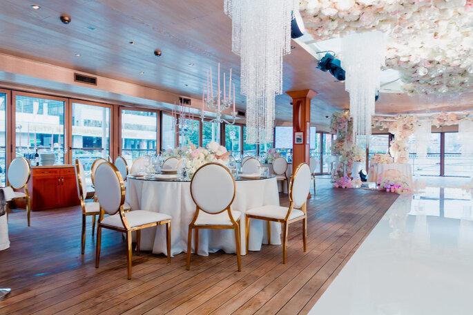 Ресторан-яхта Чайка
