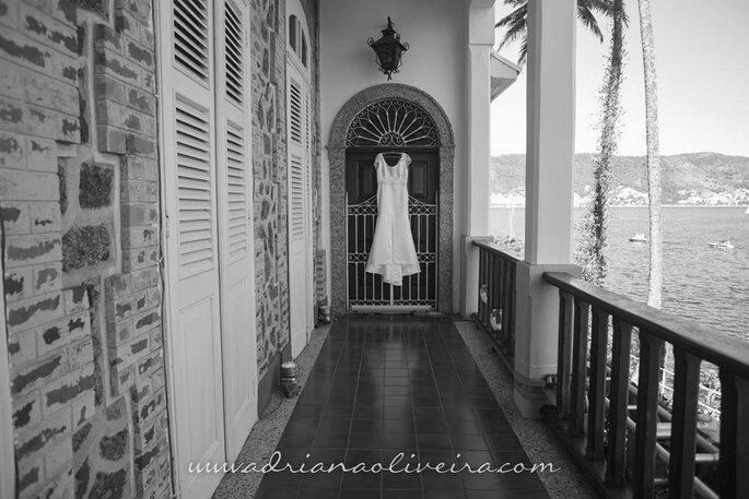 Vestido: Patricia Mattos | Foto: Adriana Oliveira