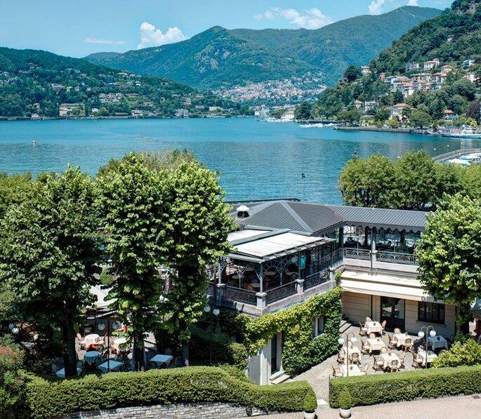 Un'imperdibile pomeriggio dedicato alle spose ti aspetta domenica 25 febbraio al Palace Hotel Lake Como