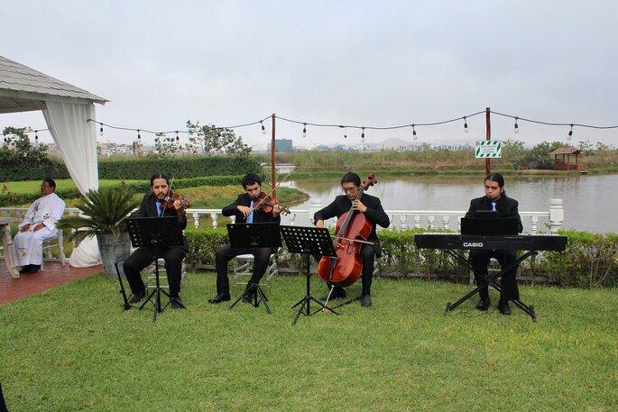Coro Angelicoro bodas Lima