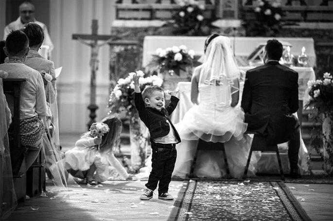 Paggetto alle nozze