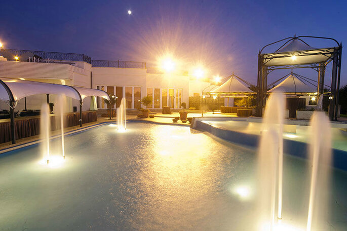 RedeiRe Ricevimenti - piscina e fontane