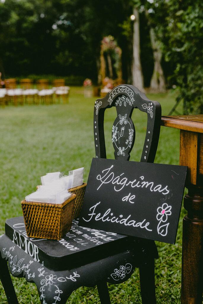 lágrimas de alegria casamento