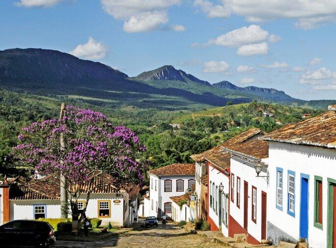 Cidade de Tiradentes, Minas Gerais.