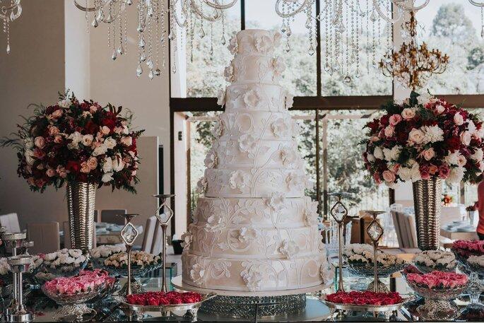 Bolo: Prime Buffet - Foto: Matheus Brito Wedding & Lifestyle