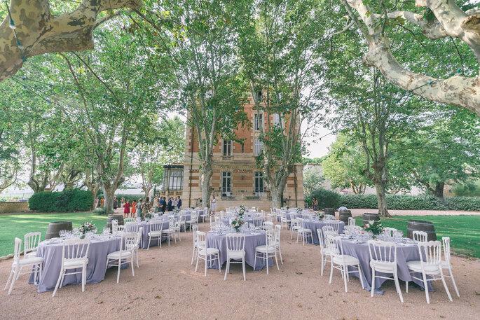 Château la Beaumetane - Lieu de réception mariage - Bouches-du-Rhône