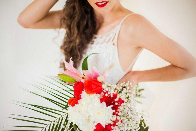 As noivas se reconhecem nas fotos