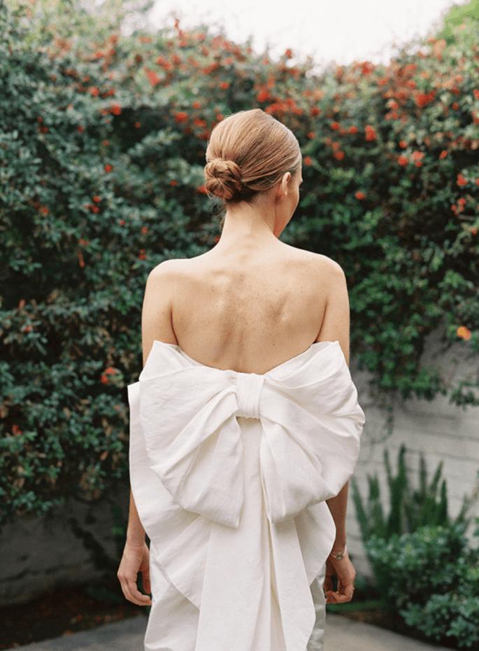 Vestidos de novia poco convencionales para las más fashionistas - Foto Britt Chudleigh